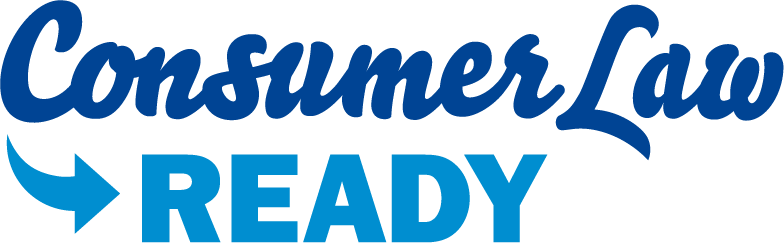 Consumer Law Ready logo
